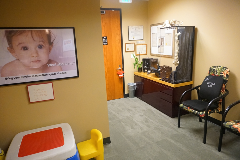 Our Office, Olympic Chiropractic, West Los Angeles,  CA Image1