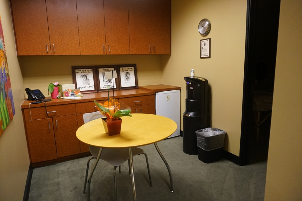 Our Office, Olympic Chiropractic, West Los Angeles,  CA Image3