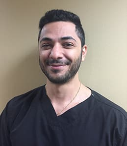 Amir Jannat, Olympic Chiropractic, West Los Angeles,  CA